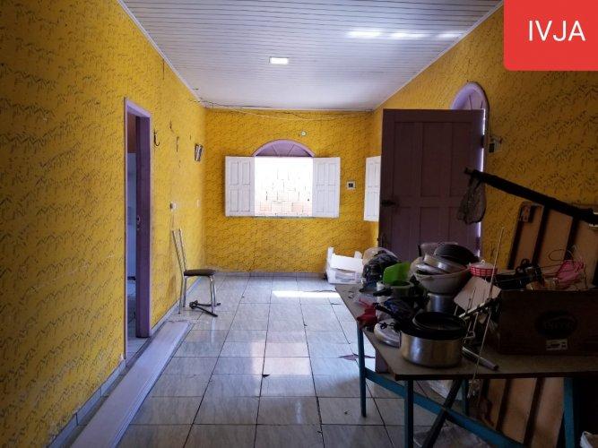 Casa 120m2 Jesus Me Deu Residencial Comercial Prox Torquato Tapajos 2Quarto (1Suite) Sala2A SalaCopa WC Patio Parcela Troca Documentada-Classificados de Imóveis Venda Aluguel Compra Avaliação classificados de imóveis manaus aluguel imóvel classificados am